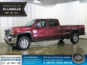 2015 GMC Sierra K2500 SLE 4WD Ready for that Big Job..!
