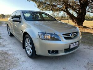 2006 Holden Commodore VE Omega V Gold 4 Speed Automatic Sedan Applethorpe Southern Downs Preview
