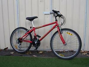 Low Frame Red Mountain Bike Kingsford Eastern Suburbs Preview