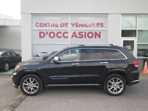 2014 Jeep Grand Cherokee Summit LEATHER + GPS