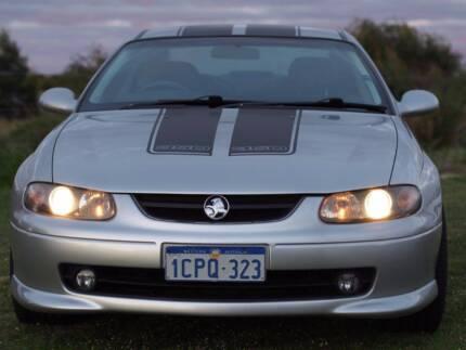 2001 Holden Monaro Coupe