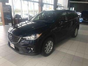 2016 Mazda CX-5 GS 6-Speed Automatic! Low kms! Factory Warranty!
