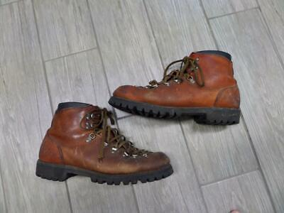7240b4a2710 Vtg Red Wing Irish Setter Men s Work Hunting Leather Riding Biker ...