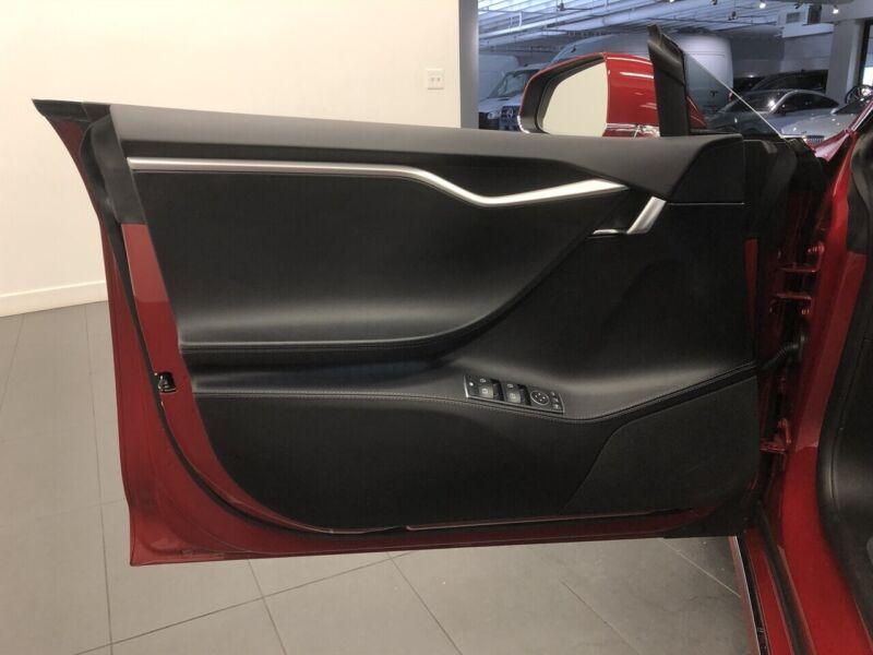 Image 13 Coche Americano usado Tesla Model S 2017