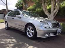 2004 Mercedes-Benz C200 Kompressor Wagon St Kilda Port Phillip Preview
