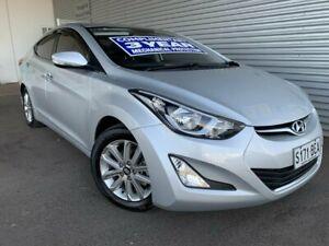 2014 Hyundai Elantra MD3 SE Silver Sports Automatic Sedan Pooraka Salisbury Area Preview