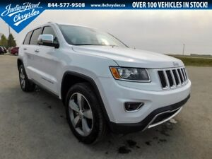 2016 Jeep Grand Cherokee Limited 4x4 | Leather | Sunroof