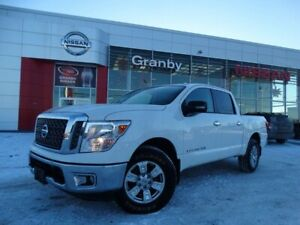 2018 Nissan Titan SV/4X4/CREW CAB/BLUETOOTH/PUSH START/