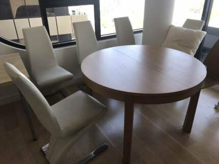 Dinning Table and Chair Set From $150