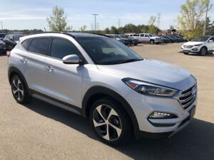 2017 Hyundai Tucson SE 1.6T-AWD, Turbo, Leather!!