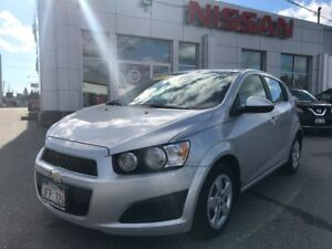 2013 Chevrolet Sonic LS   $79 BI WEEKLY A surprising amount of s