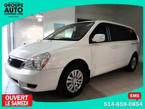 2012 Kia Sedona LX 7 PASSAGERS BLUETOOTH COMMANDE AUDIO AU VOLAN
