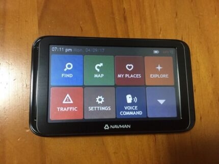 GPS Navman MY400LMT