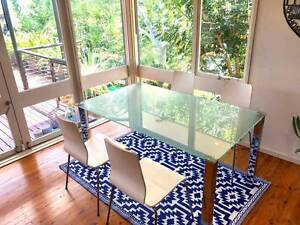 Glass Dining Table from Freedom Narraweena Manly Area Preview