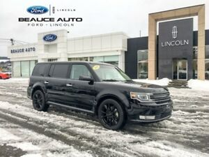 2018 Ford Flex Limited / Awd / 7 passagers