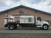 2013 International Vacmasters Vac Truck Vacuum