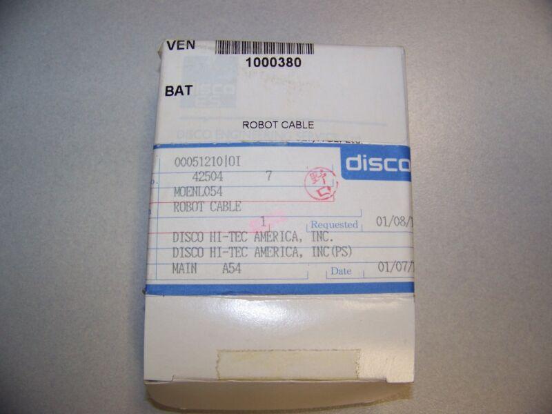 Disco Moenl054 Robot Cable