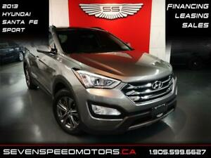 2013 Hyundai Santa Fe Sport 2.4 |FINANCE @ 4.65%