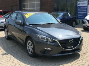 2014 Mazda Mazda3 GX-SKY ONE OWNER! NO ACCIDENTS! GX!