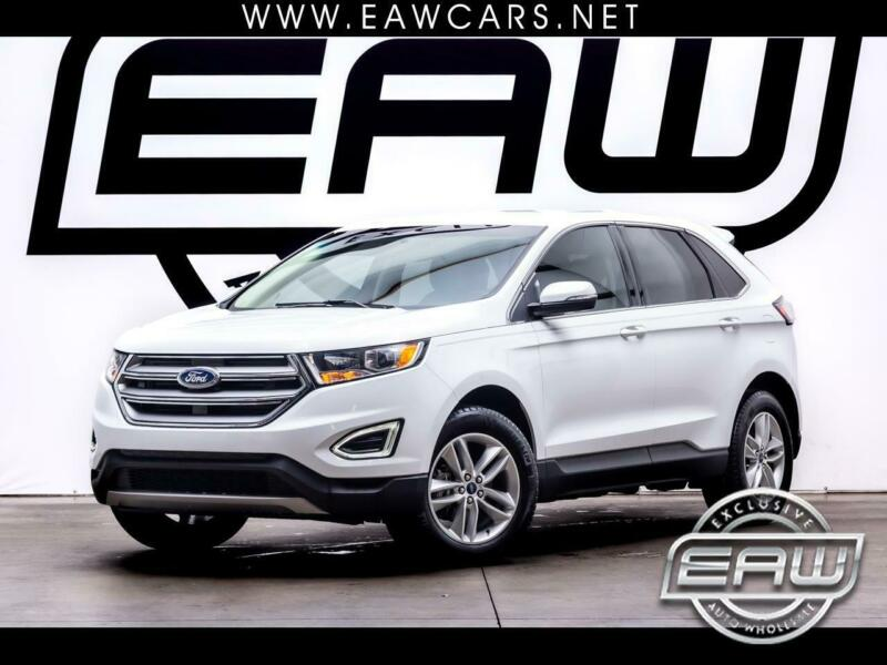 Image 1 Voiture American used Ford Edge 2017
