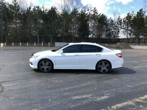 2016 Honda ACCORD TOURING FWD