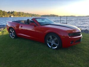 2012 Chevrolet Camaro 2LT RS Only 26026 km
