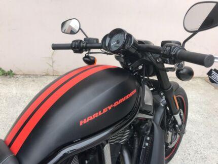 2012 Harley Davidson vrod night rod special