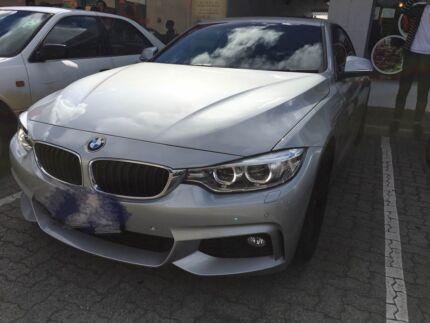 2014 BMW 420i M Sport F32