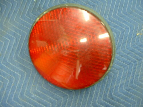 """12"""" Red LED Dialight Traffic Light  Replacement"""