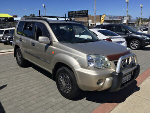 2002 Nissan X-Trail ST (4x4) MANUAL FREE 15 MONTH WARRANTY  Wangara Wanneroo Area Preview
