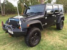 2009 Jeep Wrangler RUBICON, AUTO, REGO, RWC, LOGBOOKS Carindale Brisbane South East Preview