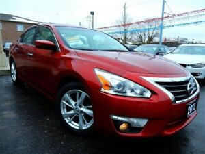 2013 Nissan Altima 2.5 SV | TECH PKG | NAVIGATION.CAMERA | P.SUN