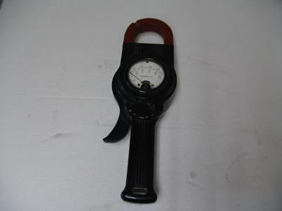 Weston Model 633 Clamp On Ammeter