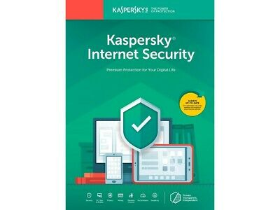 Kaspersky Internet Security 2020 1 Pc 1 Year Global Key segunda mano  Embacar hacia Argentina