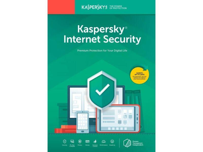 Kaspersky Internet Security 2020 1 Pc 1 Year Global Key