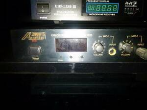 AKM7015- Digital Key & Echo Karaoke Mixer Athol Park Charles Sturt Area Preview