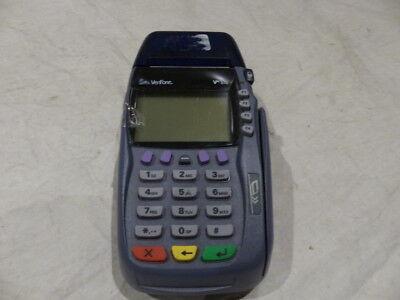 Verifone Pos Pin Entry With Card Reader Receipt Dispenser Vx570