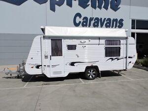 "2011 17'6"" Golden Eagle Rambler Caravan Craigieburn Hume Area Preview"