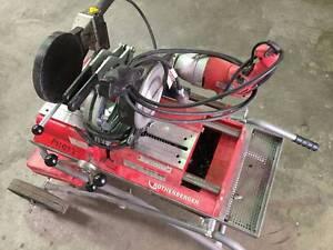 Rothenberger Roweld P 160 Saliline Butt Welding Machine Osborne Park Stirling Area Preview