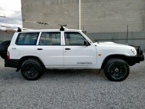 2002 NISSAN PATROL DX 4X4 TURBO DIESEL LOTS OF EXTRAS ONLY $13,999
