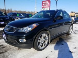 2015 Infiniti QX50 NAVIGATION !!  NEW GOODYEAR TIRES !!