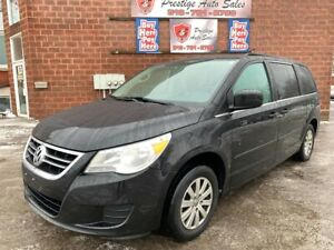 2009 Volkswagen Routan Trendline/NO ACCIDENT/CERTIFIED