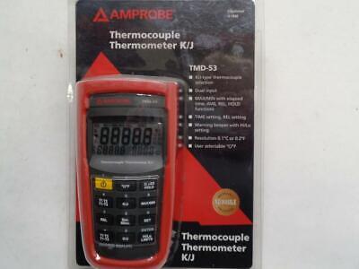 New Amprobe Tmd-53 Thermocouple Thermometer Kj-type R4tc