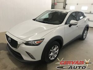 2017 Mazda CX-3 GS Luxe AWD GPS Cuir Toit Ouvrant MAGS
