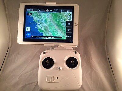 "i Pad AIR 2 or i Pad PRO 9.7"" mount holder for DJI Phantom 2, Phantom 3 Standard"