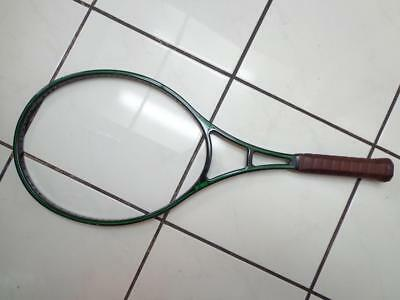 NEW RARE Prince Original Graphite 110 4 5/8 grip bumperless Tennis Racquet
