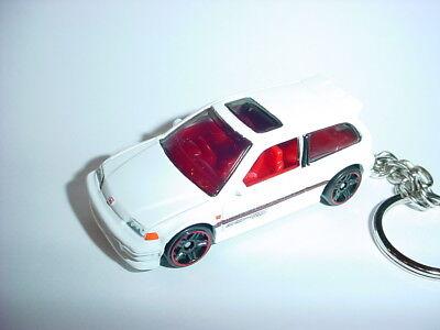 CIVIC SEDAN TYPE R KEYRING KEYCHAIN CAR