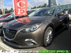 2014 Mazda Mazda3 GS-SKY Backup Camera! Heated Seats! 6-Speed!
