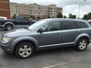 2009 Dodge Journey SXT with safety and e test