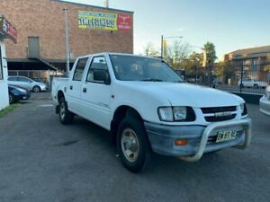 Holden Rodeo TF R7 LX Utility Crew Cab 4dr Man 5sp 3.2i Good Ute